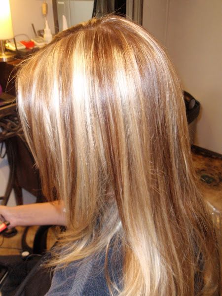 Chocolate Blonde Hair Color 22
