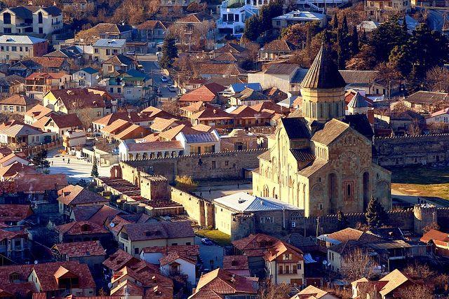 Historical Monuments of Mtskheta, Georgia