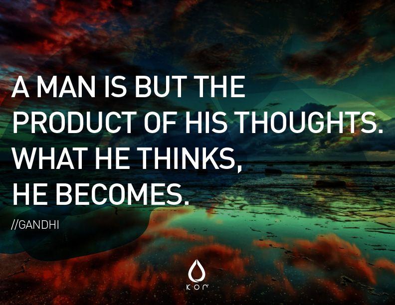 Gandhi. #inspirational #quotes #gandhi #inspiration #quote #KOR #inspire