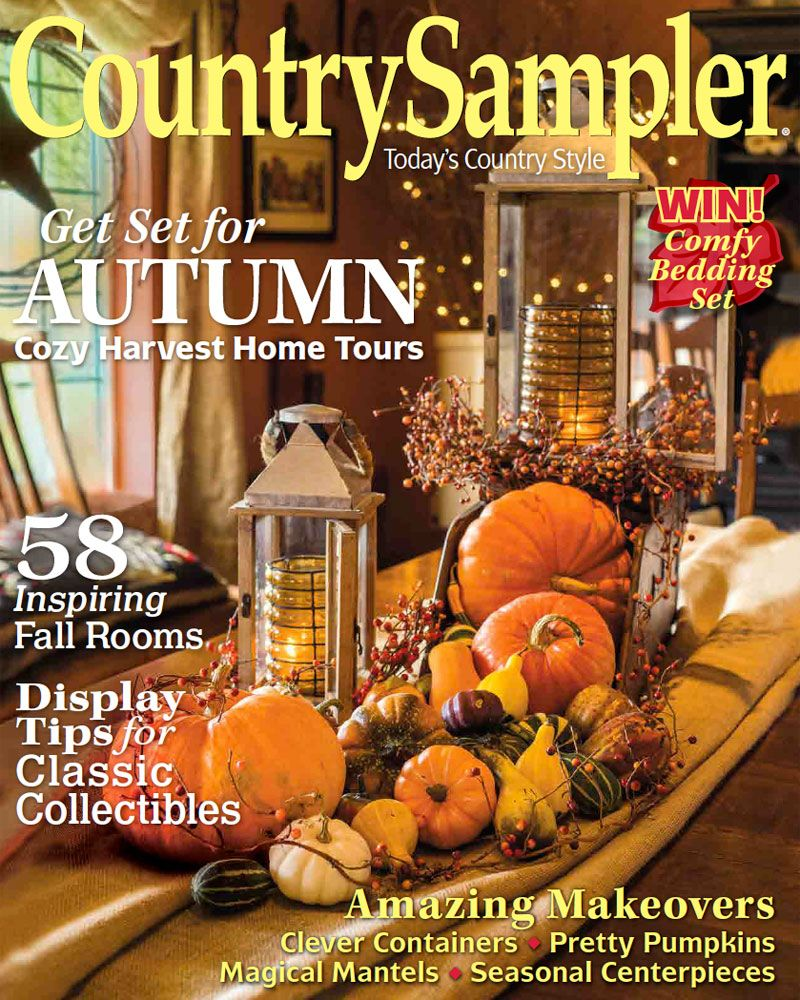 There's A Bounty Of Wonderful Fall Ideas And Decor Waiting