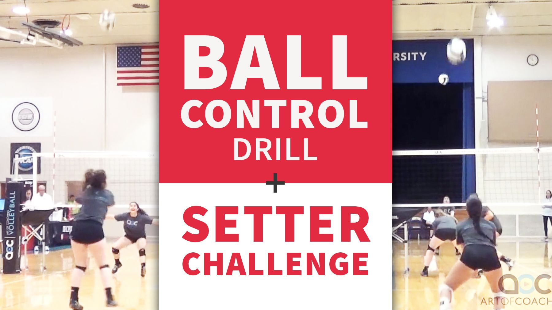 Ball Control Drill Plus Setter Challenge The Art Of Coaching Volleyball Coaching Volleyball Volleyball Drills Volleyball Workouts