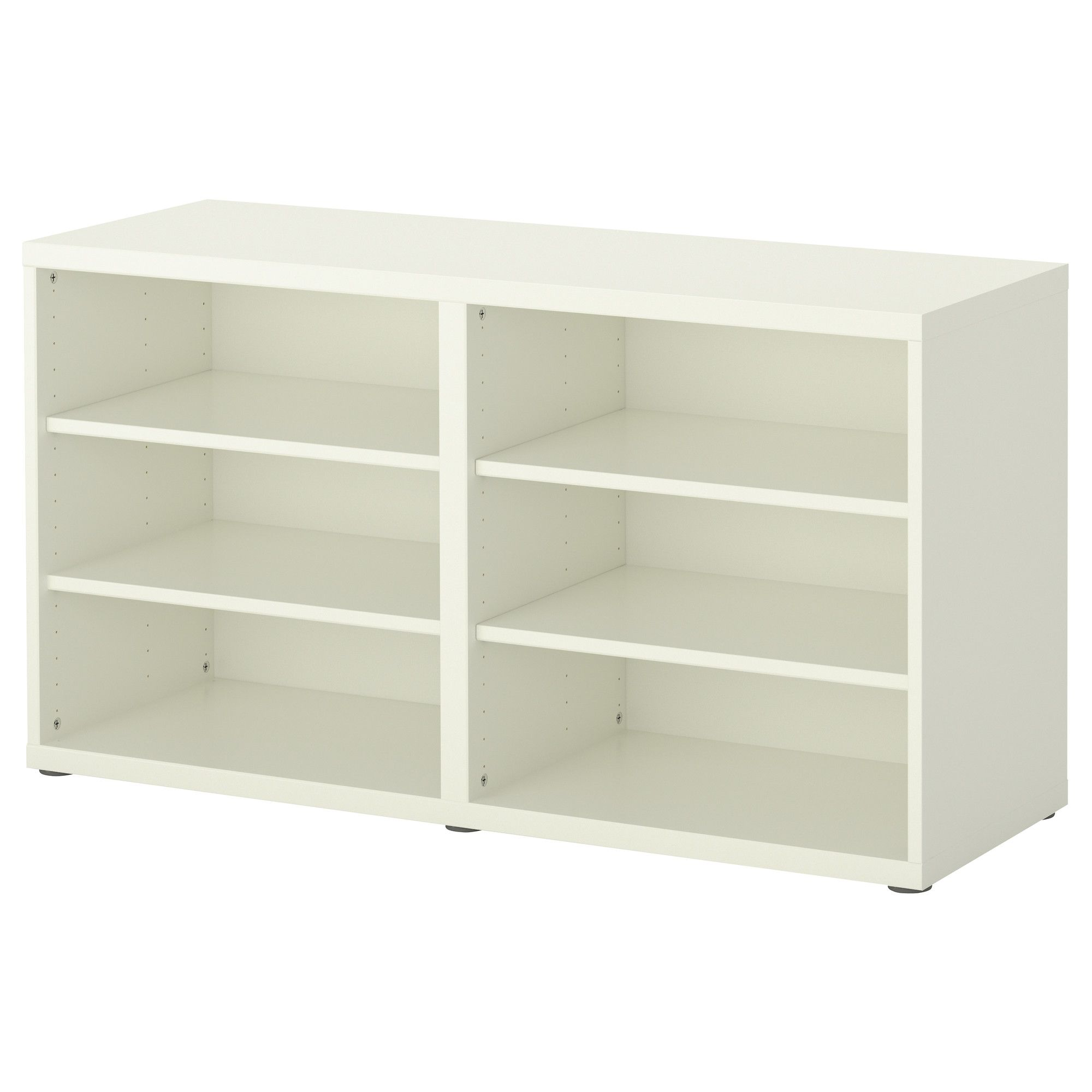 BESTÅ Shelf unit/height extension unit white IKEA 70