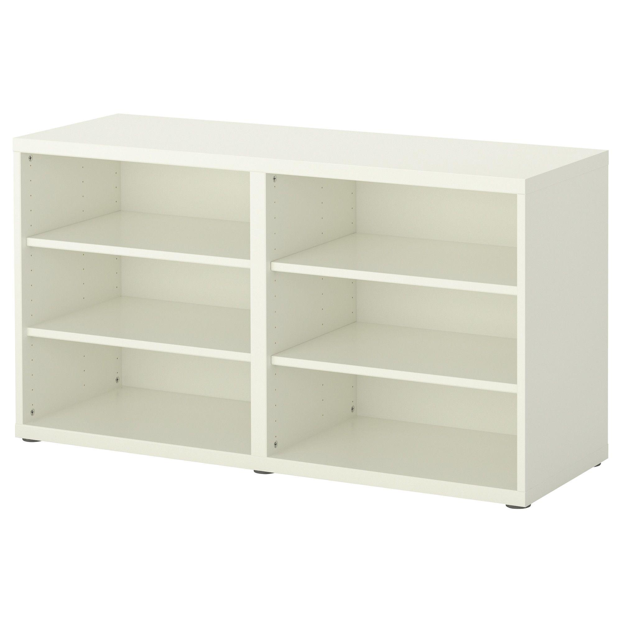 BestÅ Shelf Unitheight Extension Unit  White  Ikea $70
