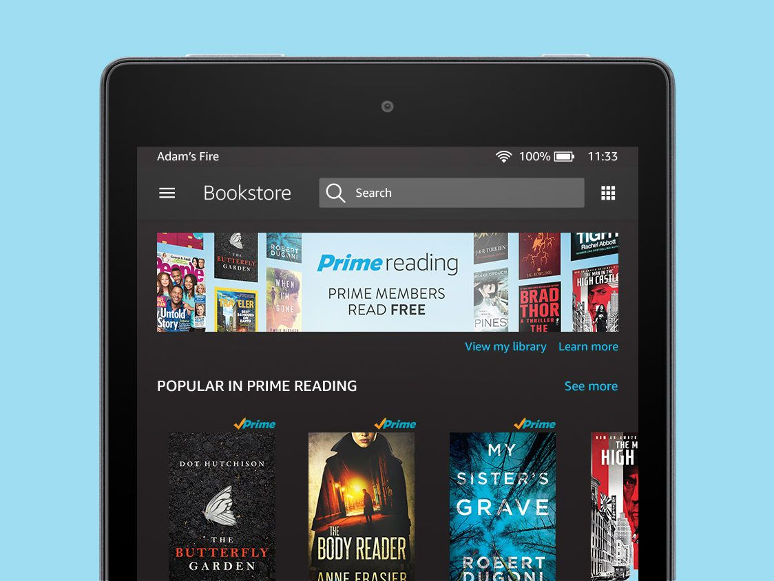 How To Get Free Books On Kindle With Amazon Prime