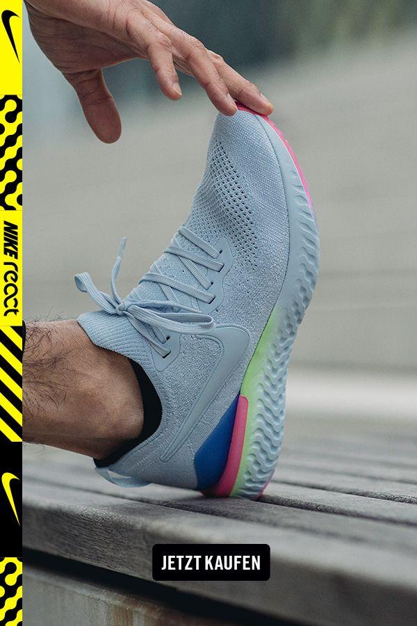 Nike Epic React Flyknit 2 #scarpedaginnasticadauomo
