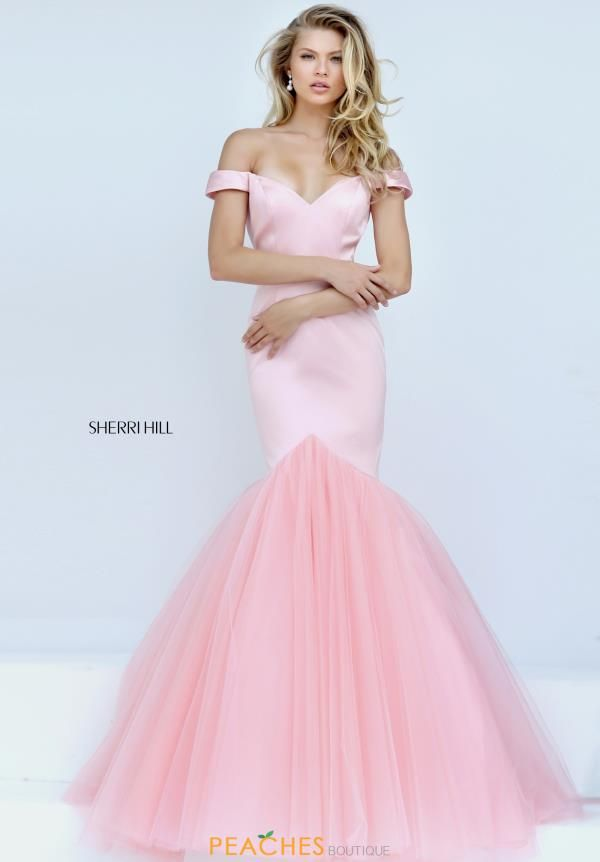 Sherri Hill Dress 50732 | 2017 Sherri Hill Dresses | Pinterest ...