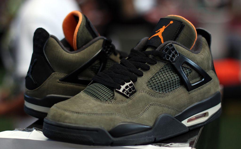 Air Jordan IV 4 Samples Unreleased  040600b3d6