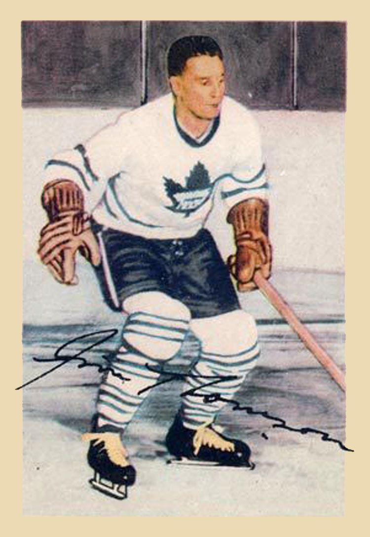 3dd666c7b99 Pin by Rockinroddy on Maple Leaf Hockey Cards
