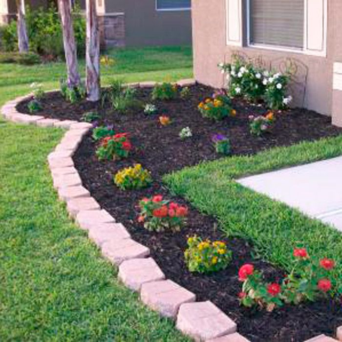 Cheap Landscaping Ideas, Backyard