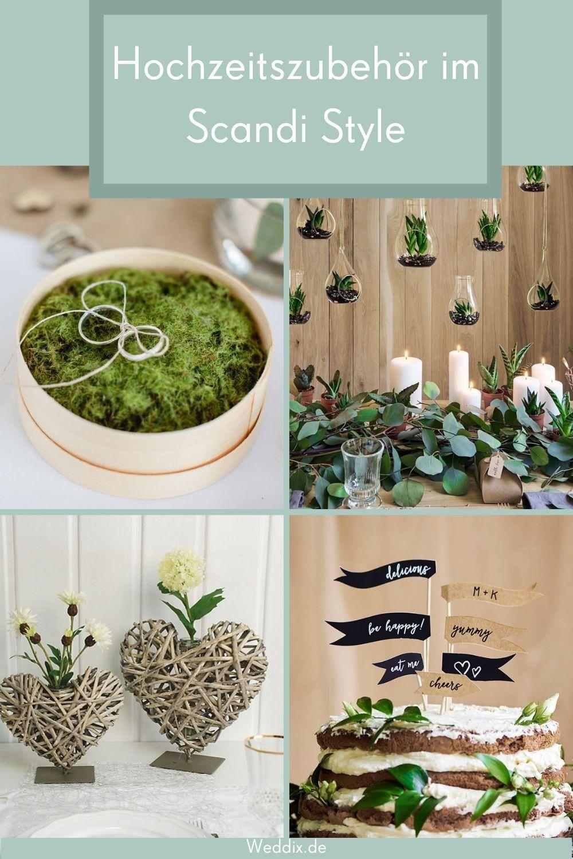 Wunderschone Deko Fur Die Perfekte Scandi Hochzeit Hochzeitsdekoration Hochzeit Tischdekoration Hochzeit