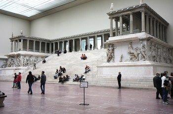 Pergamon Museum Berlin Germany Pergamon Museum Berlin Pergamon Museum Pergamon