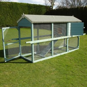 11X3 Chicken Coop Small Shed Plans Coops Diy Chicken Coop 400 x 300