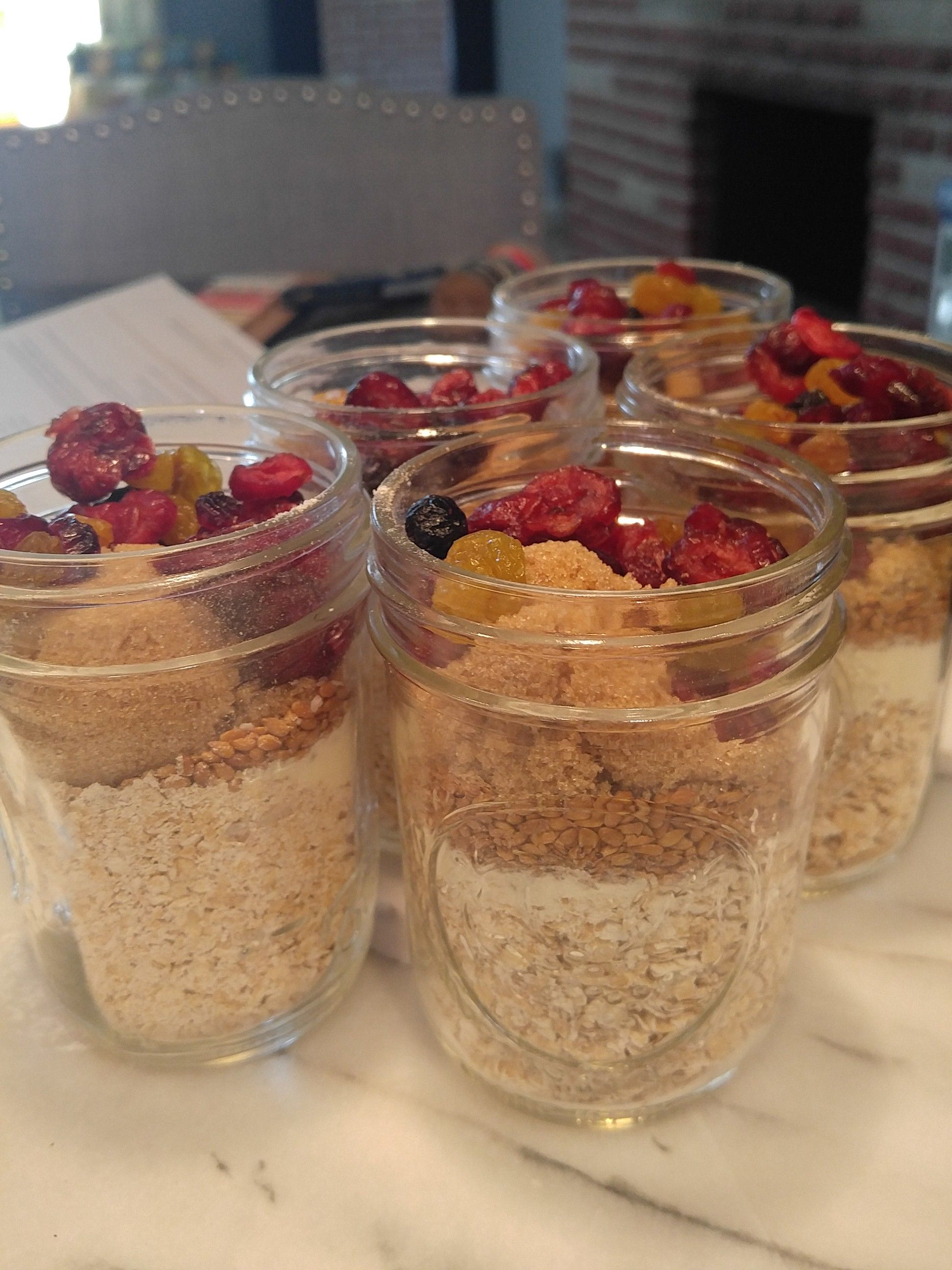 Diy instant oatmeal instant oatmeal food meal prep