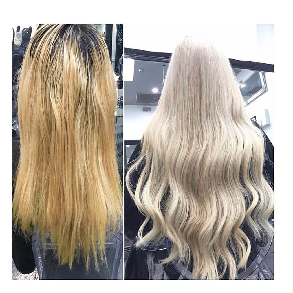 """""""Mi piace"""": 564, commenti: 25 - Zala Hair Extensions (@zala_hair_extensions) su Instagram: """"New hair whoo dis?!  when your hairdresser waves their magic wand and you leave looking like…"""""""