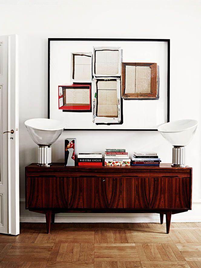 Aparador de entrada da casa dise ar interiores pinterest - Disenar muebles a medida ...