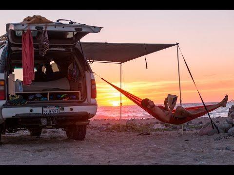 Diy Custom Truck Or Van Awning Under 100 Youtube Camper Van Conversion Diy Diy Van Conversions Custom Trucks