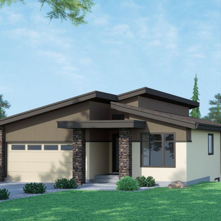 Rancher 1 3 674 A B Jenish House Design House Design Secondary Suite Sliding Glass Door