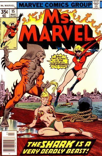 Ms. Marvel #15