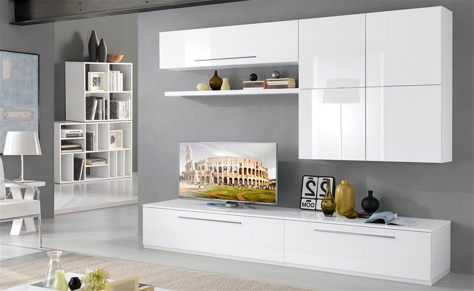Soggiorno s 274 mondo convenienza home living pinterest tv units living rooms and modern - Mobili soggiorno moderni mondo convenienza ...