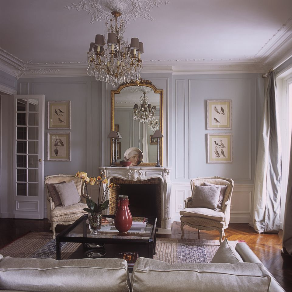 French Style Apartment Decorating - Latest BestApartment 2018