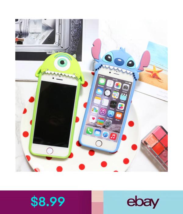 8.99 3D Cute Disney Stitch Mike Soft Rubber Silicone
