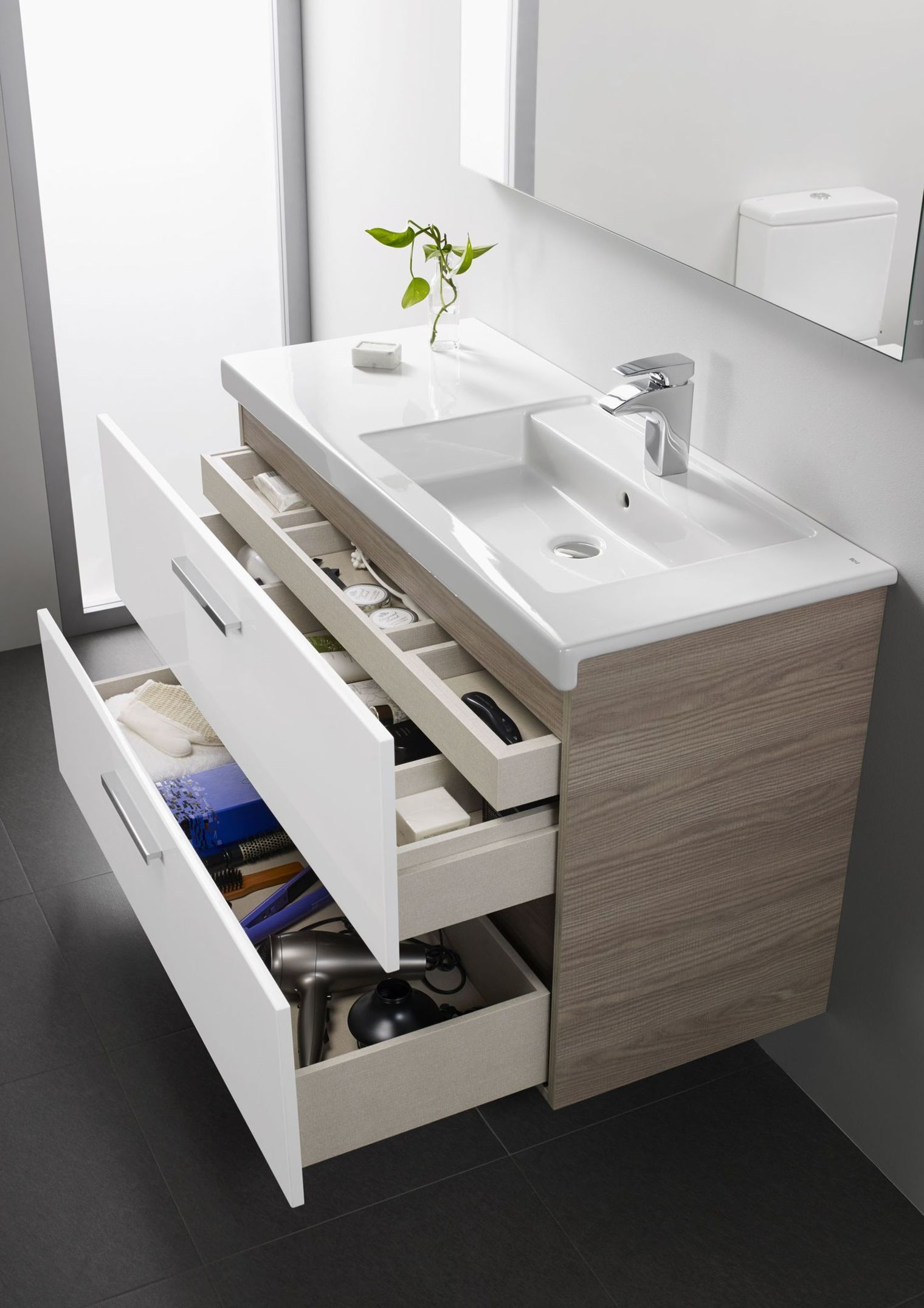 Meuble Salle Bain Bois Design Ikea Lapeyre Small Bathroom Vanities Modern Small Bathrooms Small Bathroom