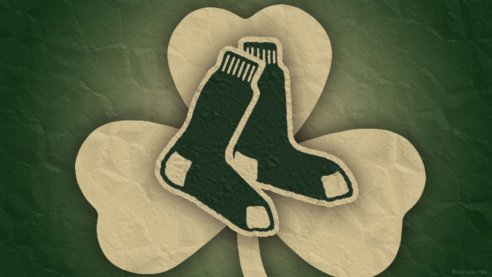 0a700f6ec67 Red Sox St. Patrick s Day by Muskrat2k