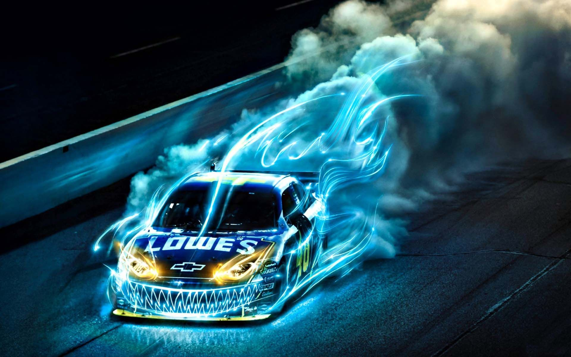 Cool Race Cars Google Search Whoooo Pinterest - Cool cars on fire