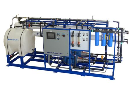 Pure Aqua Inc Manufactures A Full Line Of Seawater Desalinators Designed For Heavy Or Continuous Duty Service In M Industrial Reverse Osmosis Water Treatment