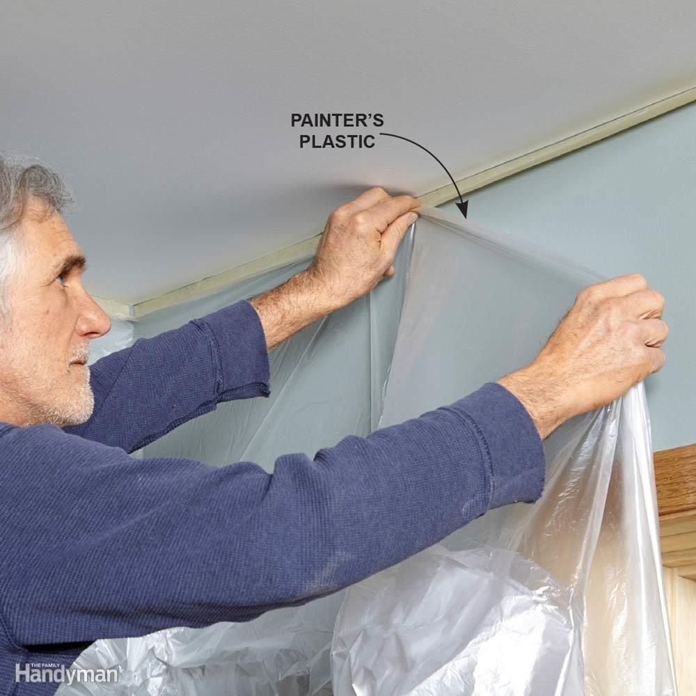 Tips For How To Use Painter S Tape Painters Tape Painted Ceiling Interior Paint