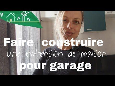 Faire construire un garage dans votre jardin Logement éco - exemple devis construction maison