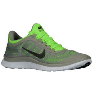 wholesale dealer e14a3 19658 Nike Free 3.0 V5 - Women's - Flash Lime/Black/Mine | Fitness ...