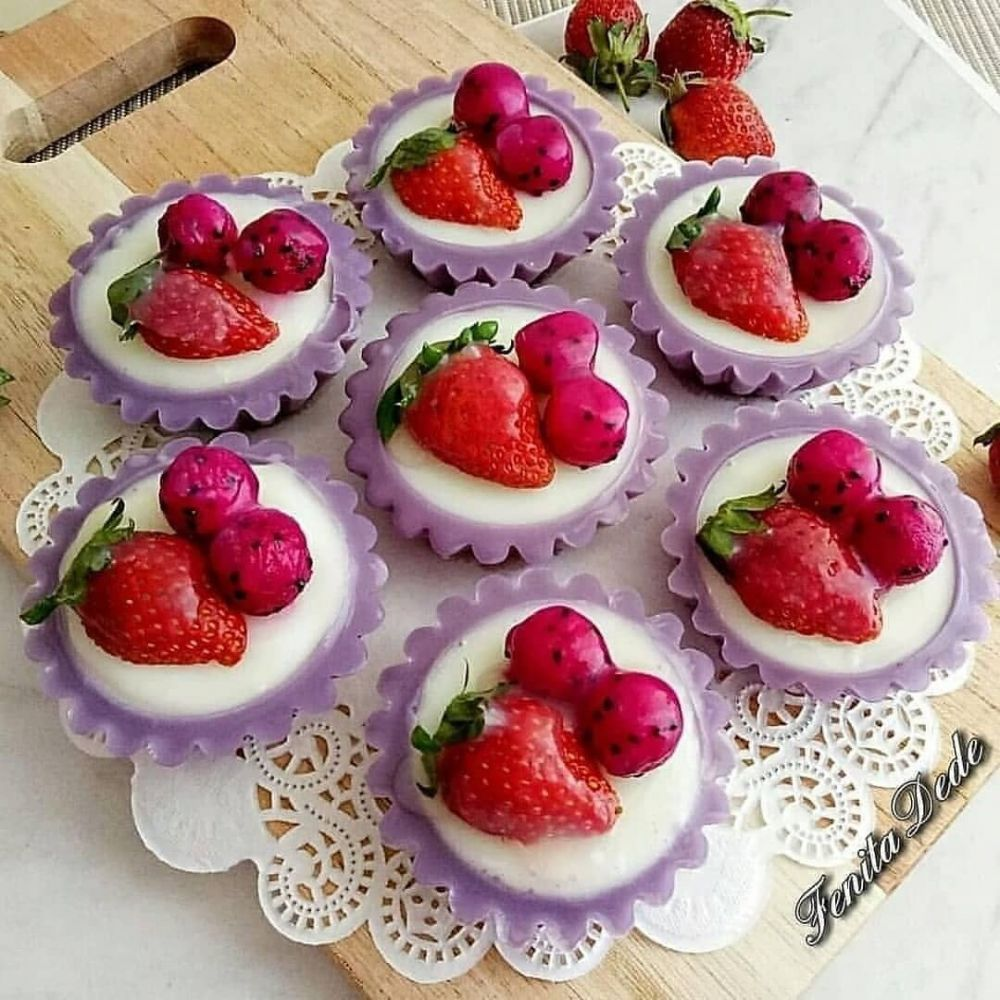Resep Dessert Enak Instagram Makanan Ringan Manis Makanan Manis Kue Lezat
