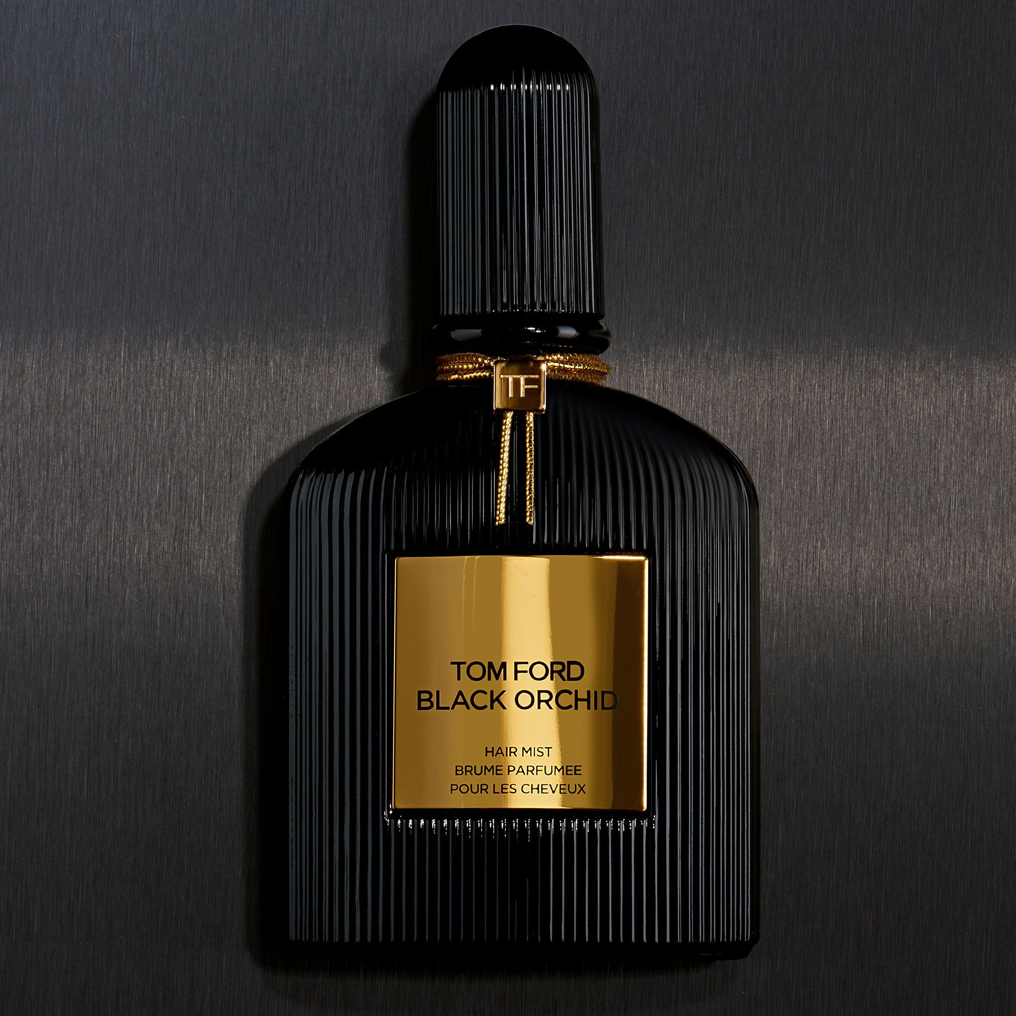 Iconic. Elusive. Seductive. Experience Black Orchid Hair Mist ... 31499b4af1