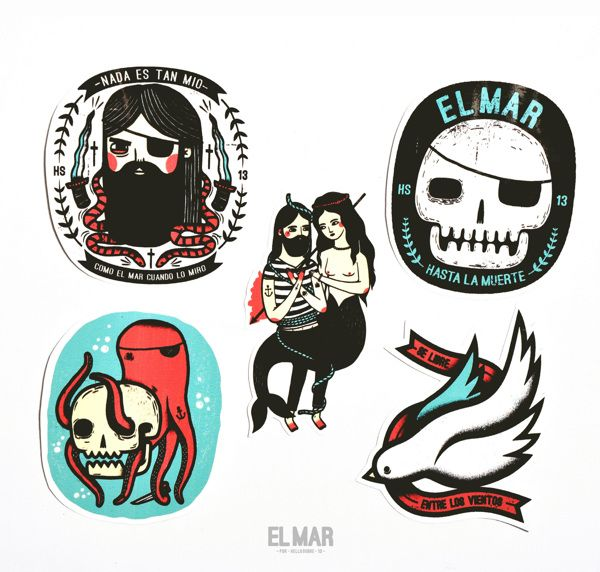 EL MAR on Behance