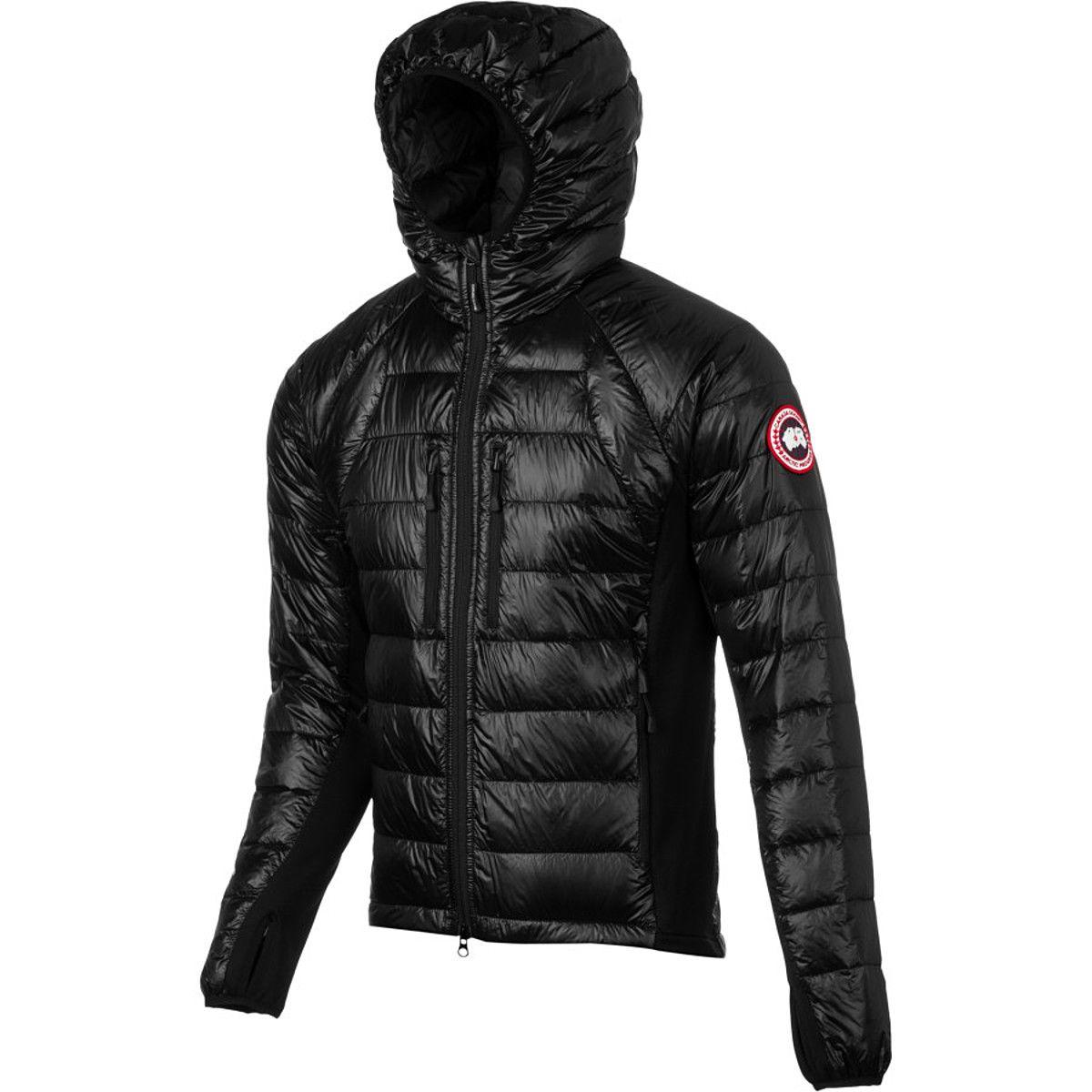 Hybridge Lite Hooded Down Jacket Men S In 2020 Mens Jackets Down Jacket Jackets