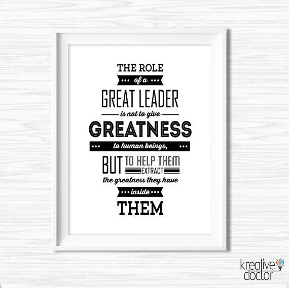 Leadership Quotes For Office Wall Art Motivational Wall Decor Etsy Office Wall Art Leadership Quotes Wall Art Quotes