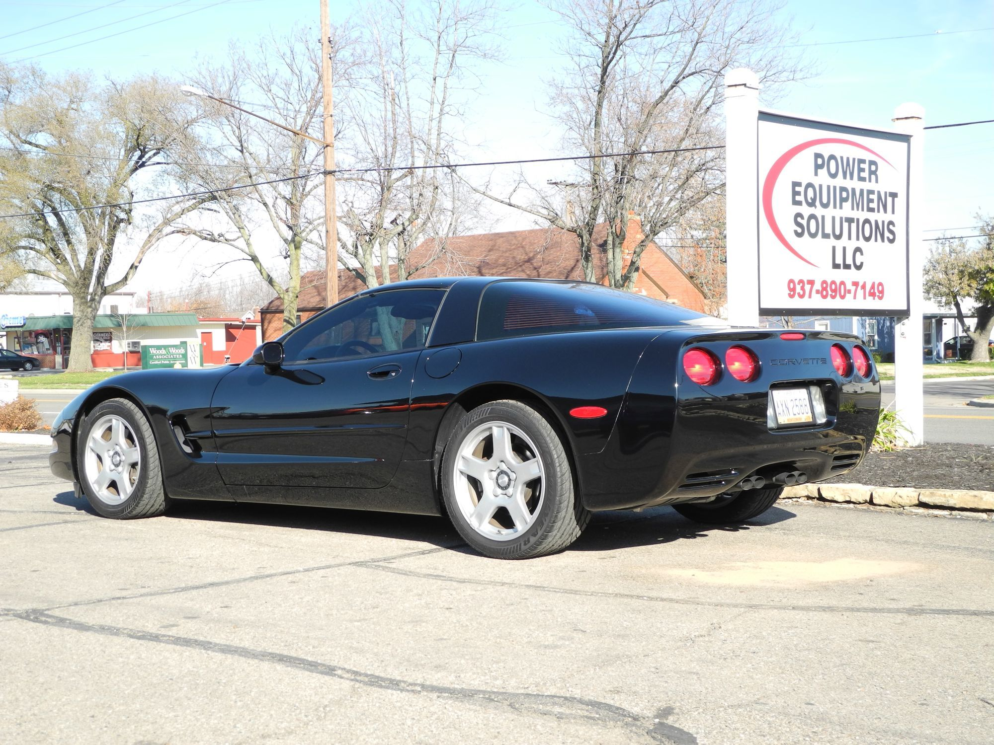 We Ve Just Lowered The Asking Price Of Our C5 Corvette To 19 999 This Black Beauty Has Less Than 11 000 Miles And Is A H Chevrolet Corvette Corvette C5 Coupe