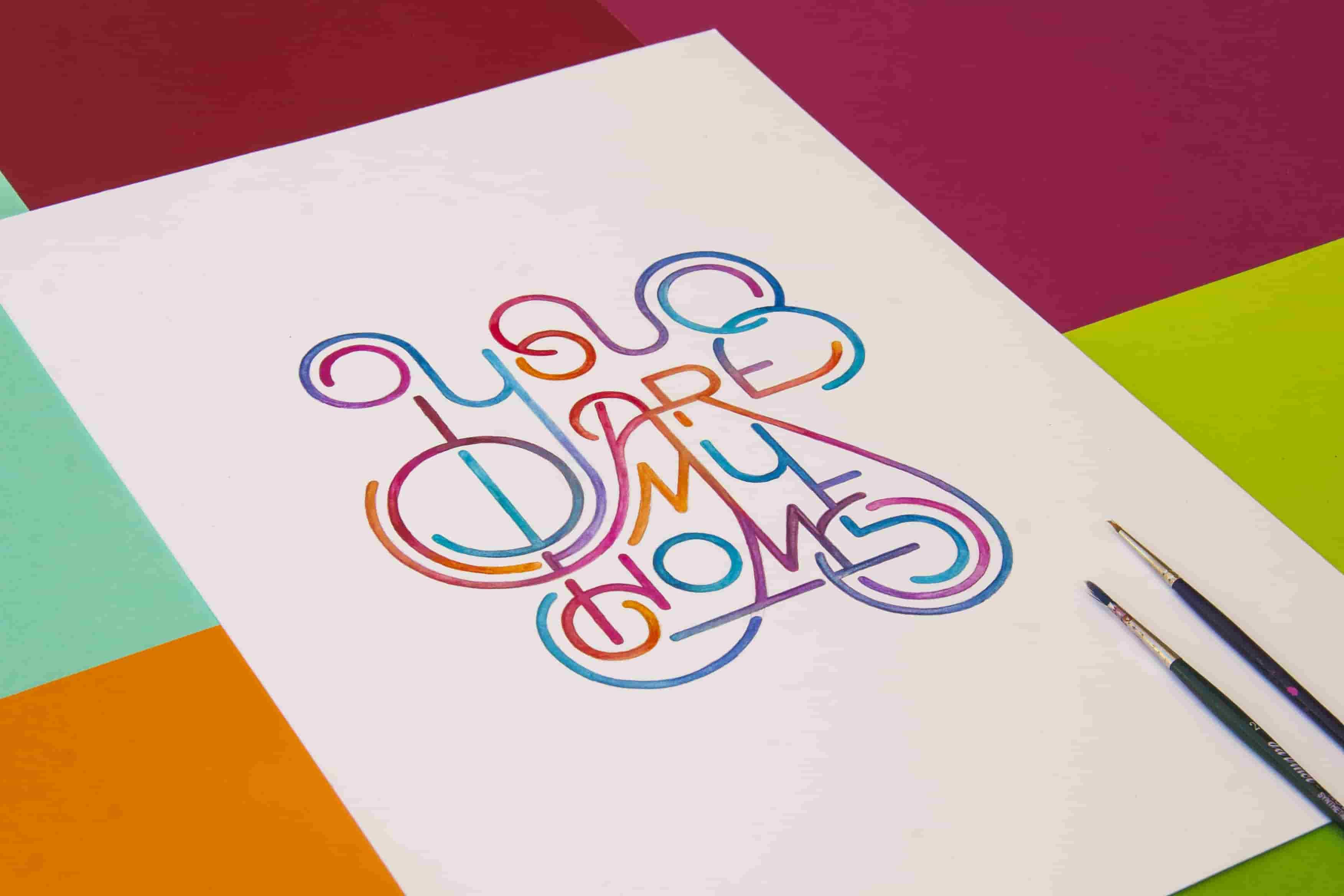 Jimbo Bernaus Hand Lettering Interview