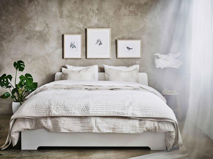 Camera Da Letto Shabby Chic Ikea : Camera da letto shabby chic ikea: tante idee per arredi romantici