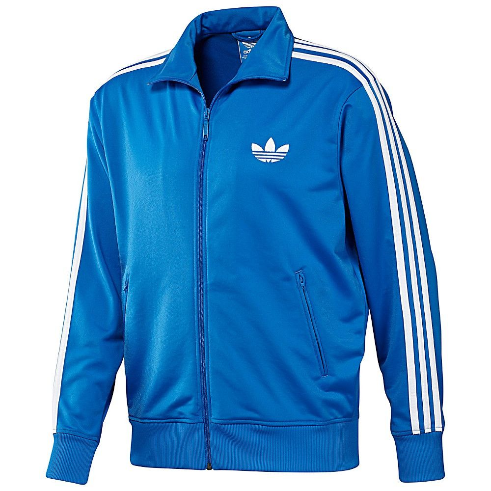 b0dbebd9f Adidas Originals Men's Firebird Track Top - Blue | Men Clothing in ...
