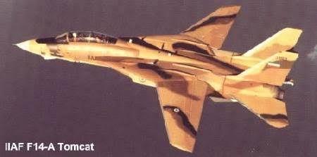 イラン空軍 F-14
