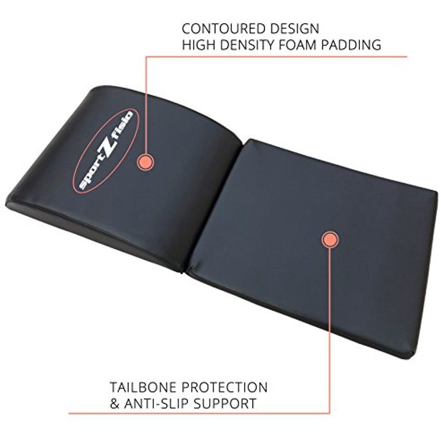 Ab Mat Abdominal Workout Cruncher Pad Floor Exercise Equipment For Crunches Sit Ups Leg Lifts Pilates Floor Workouts No Equipment Workout Abdominal Exercises