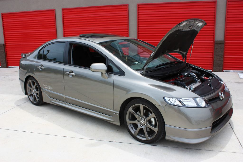 11+ Honda civic 2006 vtec ideas