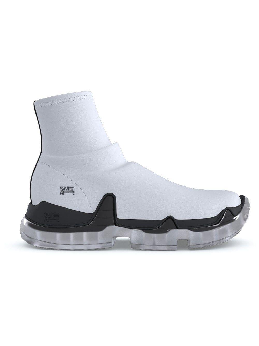 Swear x UglyWorldwide Air Rev. Trigger hi top Sneakers