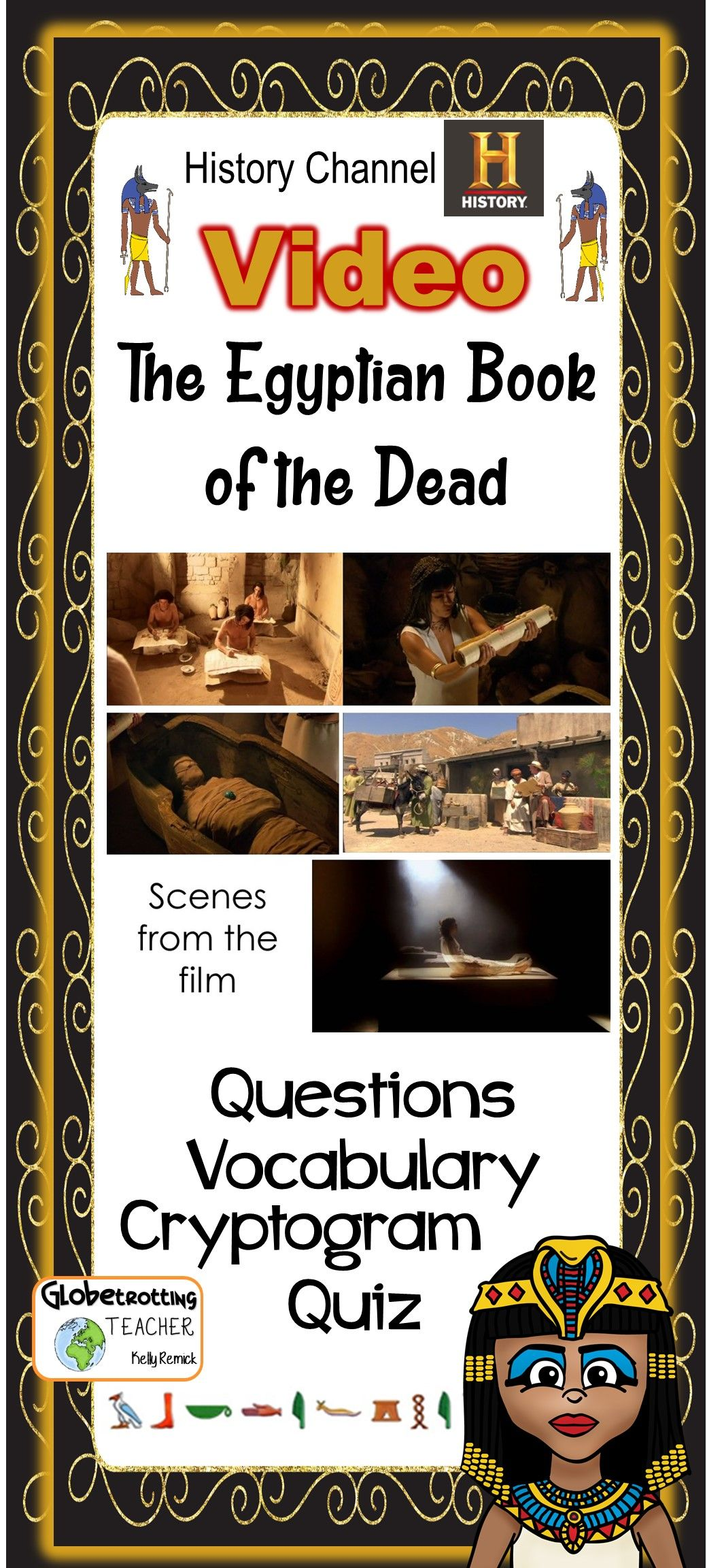 egyptian book of the dead questions