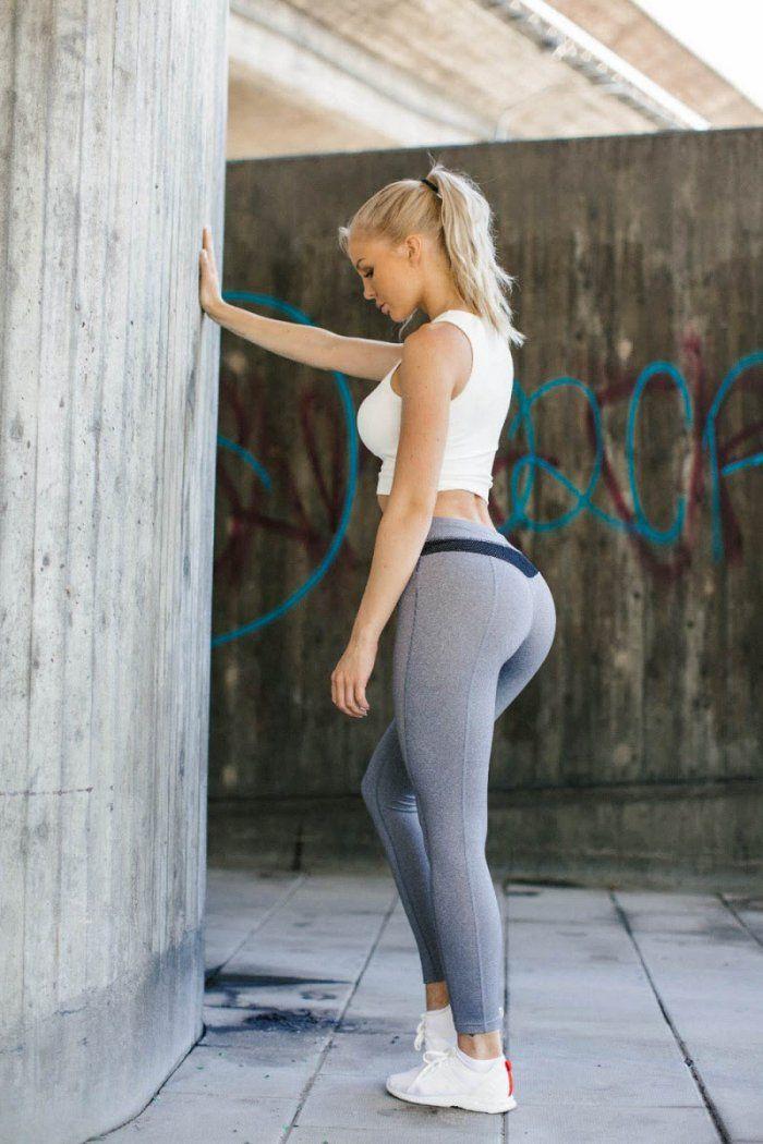 Наряд для любительницы фитнеса