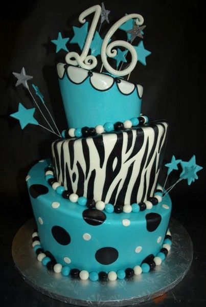 Custom Birthday Cakes - Laurie Clarke Cakes, Portland, OR | Cakes in ...