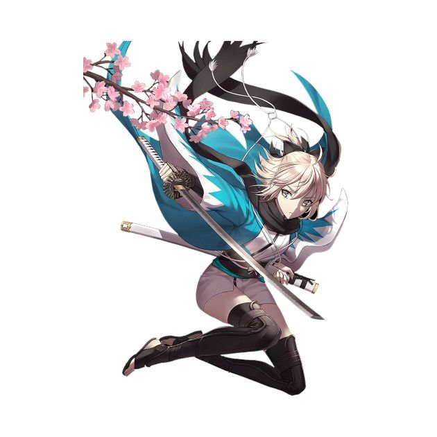 Fate Grand Order Sakura Saber by otakuteland
