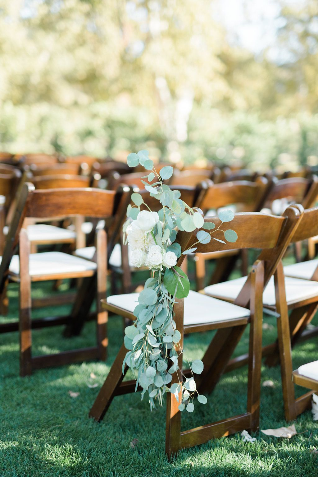A Rustic Wedding at Triunfo Creek Vineyards  Feathered Arrow Wedding Planning is part of Wedding aisle decorations - If you love a good meetcute story, then you have to see how this couple met before their dreamy rustic vineyard wedding at Triunfo Creek Vineyards!
